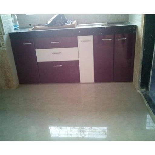 New Modular Kitchen(Rs 499 Square Feet)