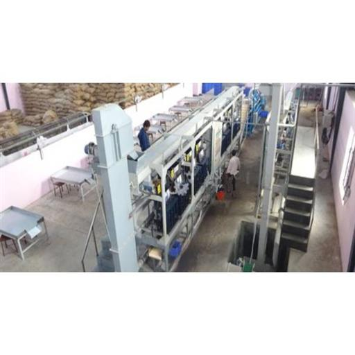 Offline Automatic Cashew Processing Plant