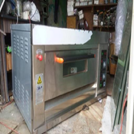 Deck oven 2 tray