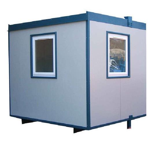 FRP Portable Mobile Office Cabin