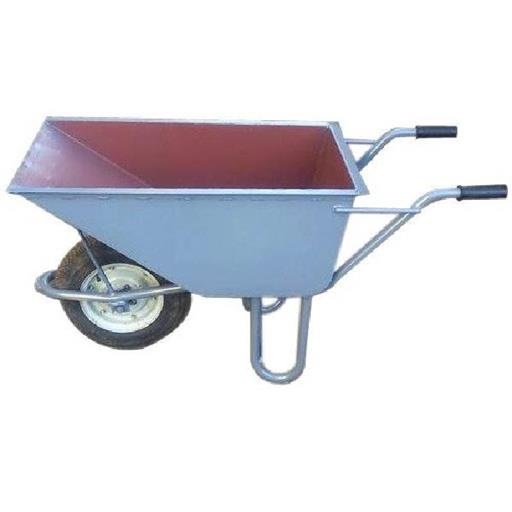 Mild Steel Single Hand Wheelbarrow