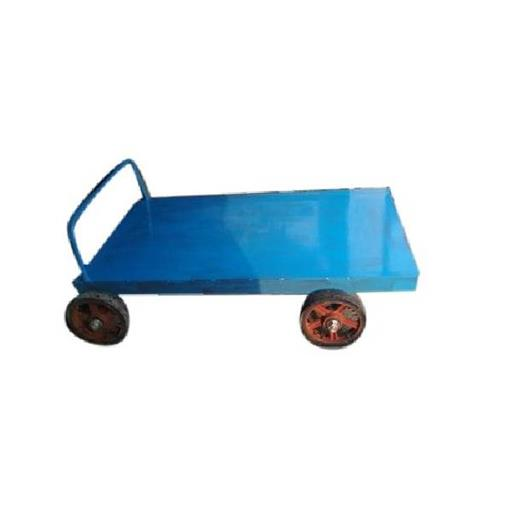 Mild Steel Heavy Duty Platform Trolley