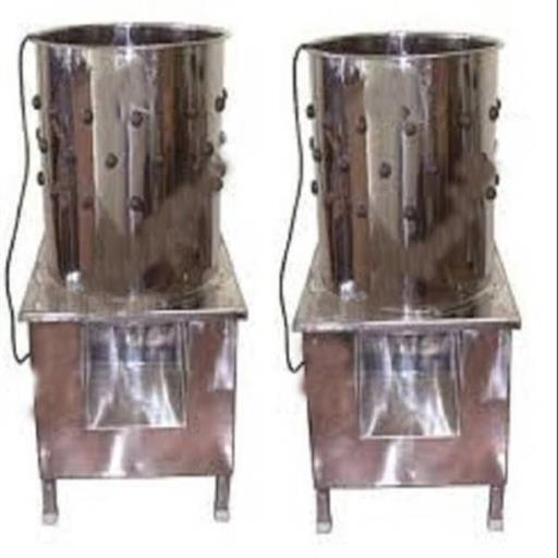 Steel Chicken Feather Cleaning Machines