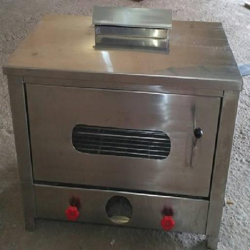Pizza Oven (Gas) 18x18