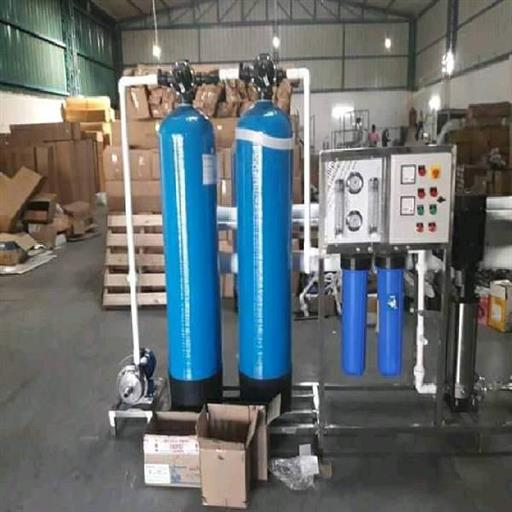 Stainless steel water purification machine