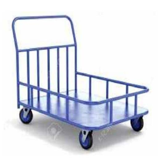Side Support Loading Trolly, STI-SSLT-015