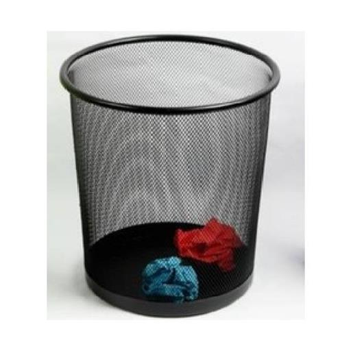 Metal Mesh Dustbin