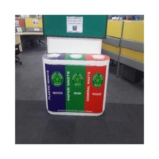 Waste Segregation Dustbin 15,500