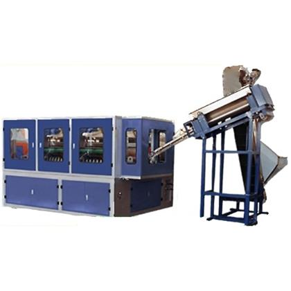 Less Power Consuming high Speed Fully Automatic 3 cavity pet stretch blow machine(2300 BPH)