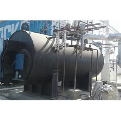 Stainless Steel Industrial Steam Boiler