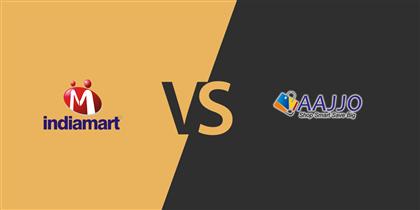 Comparison between IndiaMart and Aajjo.com – Noticeable Facts