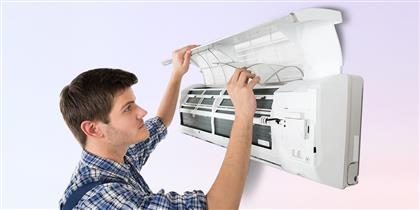 How to Open and Clean Split AC Indoor Unit – Easy Tricks
