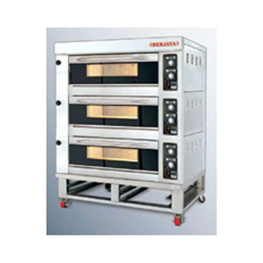 Infra Red Electrical  Baking Oven ~ 3 Deck