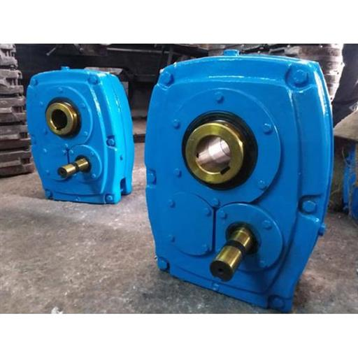 3 Hp To 15 Hp Helical Fenner Shaft Mounted Gearboxes, Packaging Type: Wooden Box