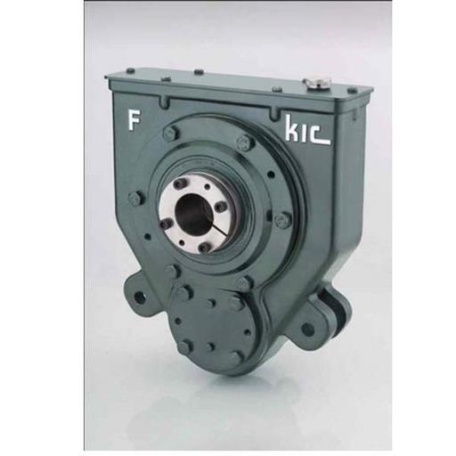 3 Hp To 15 Hp Helical Shaft Mounted Gear Box, Packaging Type: Wooden Box