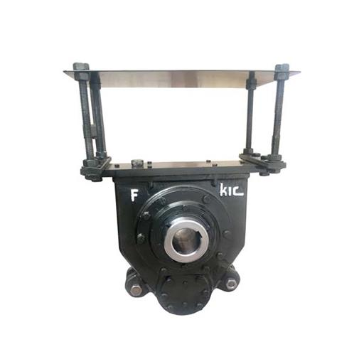 3 Hp To 15 Hp Shaft KIC SMSR Gearbox, Packaging Type: Wooden Box