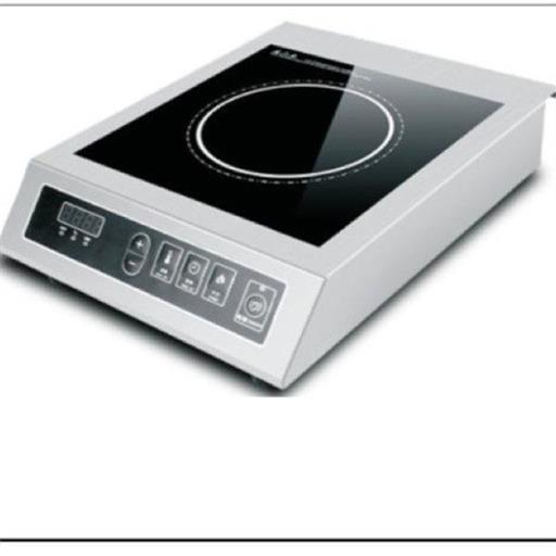3500 W Induction Cooktop, Button