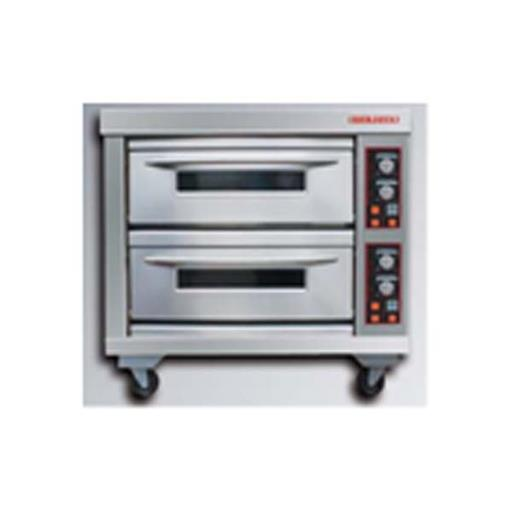 Infra Red Electrical Baking Oven ~ 2 Deck