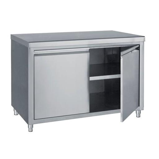 Cupboard Table With Door (AV CBTD1500B - 2S )