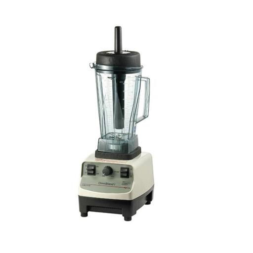 ABS,Plastic Silver,Black JTC 767 Electric Blender, 2 L