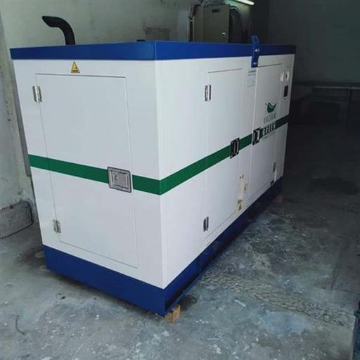 Air Cooling Kirloskar 25 kVA Silent Generator, for Industrial and Commercial, 415 V