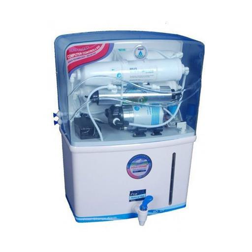 Aquagrand ABS Plastic Electric RO UV Water Purifier, Capacity: 8-14 Litre