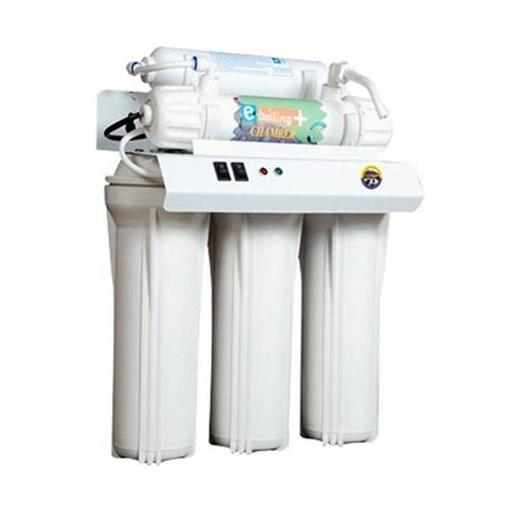 Automatic Abs Plastic Aquafresh 5 Stage UV Commercial Reverse Osmosis System