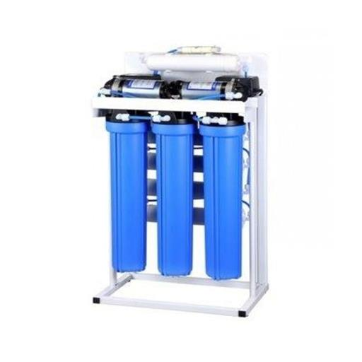 Automatic Commercial Water Purifier System, Capacity: 100 LPH