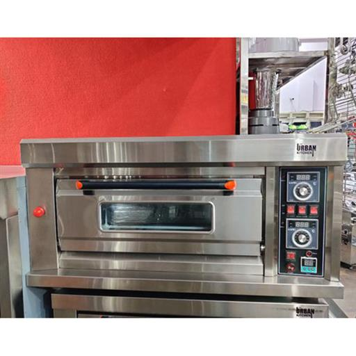 Automatic Stainless Steel 1 Deck 1 Tray Gas Oven For Bakery