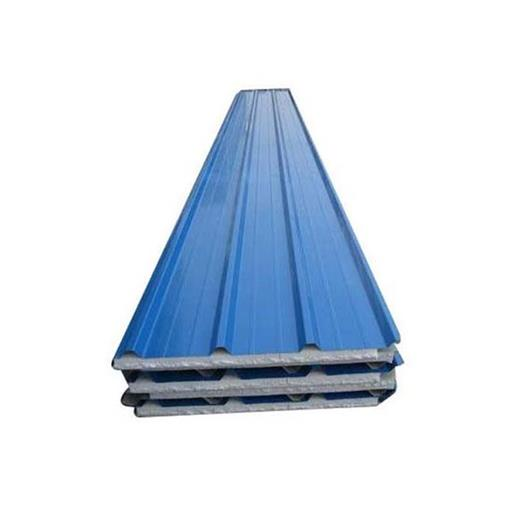Blue Roofing PUF Panels