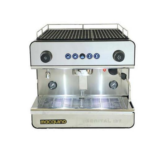 Single Group Coffee machine.