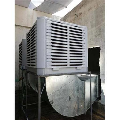Semi-automatic Plastic Home Air Cooling, For Residential Use