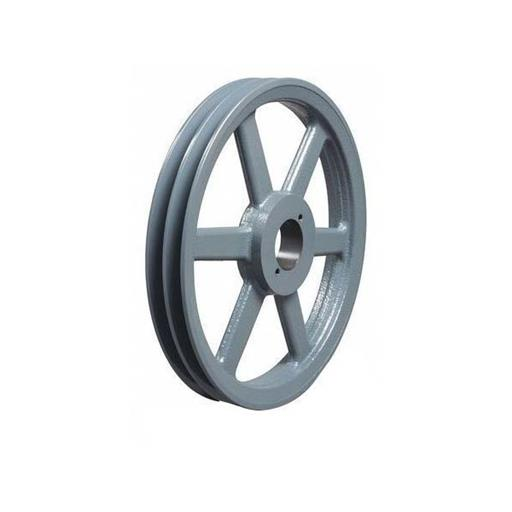 Cast Iron Belt Pulley, Capacity: 1 ton, Size: 45 To 60 Mm