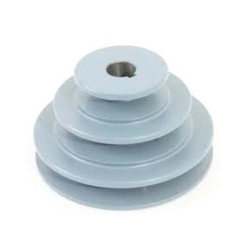 Cast Iron Groove Step Pulley, Capacity: 1 ton