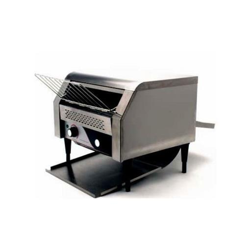 Commercial Conveyor SS Toaster, Toasting
