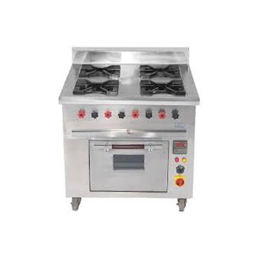 Continental Four Burner Range