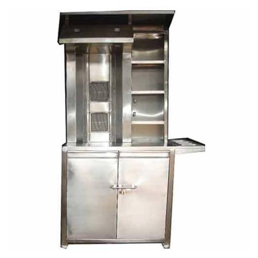Electric Commercial Shawarma Machine