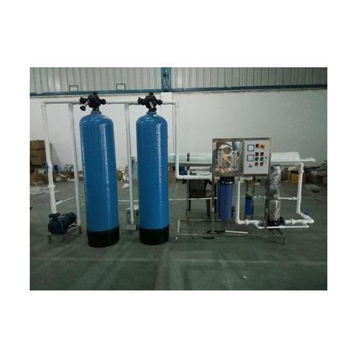FRP 2000 LPH Industrial RO Plant, Activated Carbon Filter