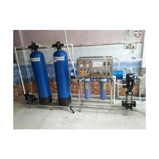FRP Automatic RO Plant, Capacity: 1000 LPH