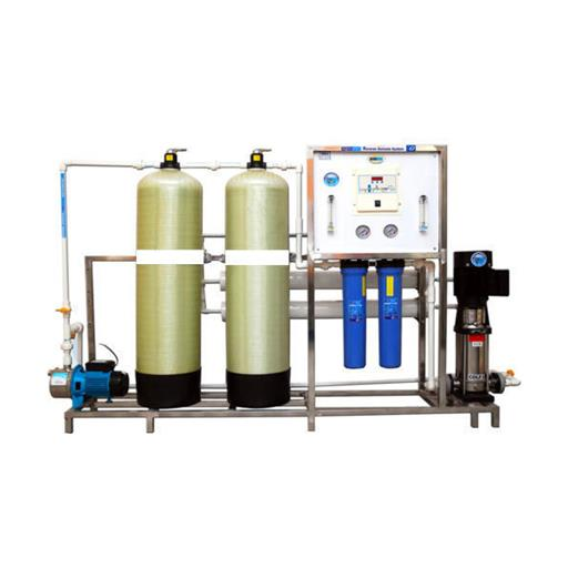 FRP Automatic RO Plant, Capacity: 500 LPH