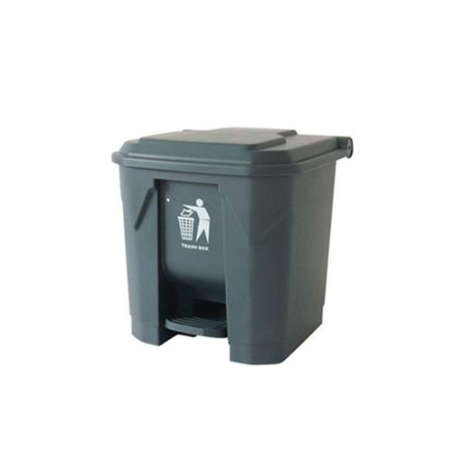 Fibre Foot Pedal Paddle Dustbins