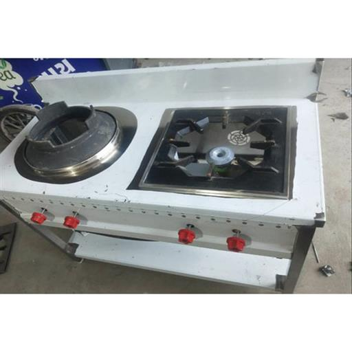 For Restaurant Chinese and Indian gas range (combined)