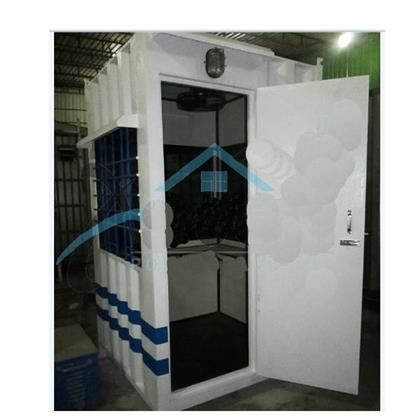 G.I Portable Security Cabin