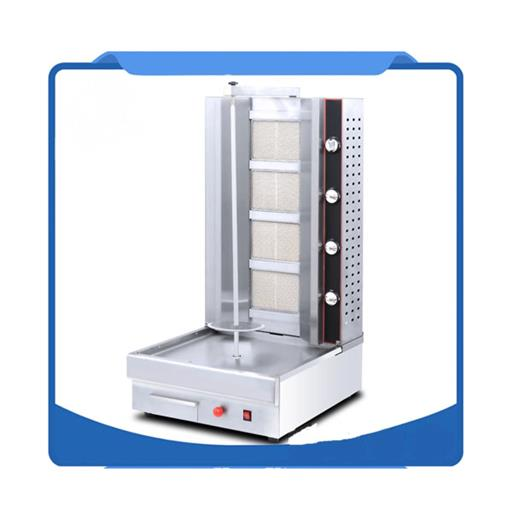 Gas Shawarma Machine, For Commercial Kitchen