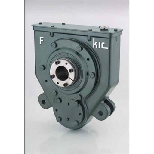 Helical Shaft Mounted Speed Reducer Gear Box, Packaging Type: Wooden Box