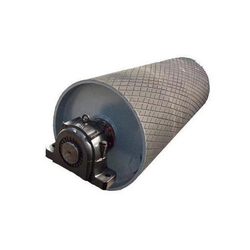Mild Steel Conveyor Pulley, Thickness: 12 Mm To 15 Mm