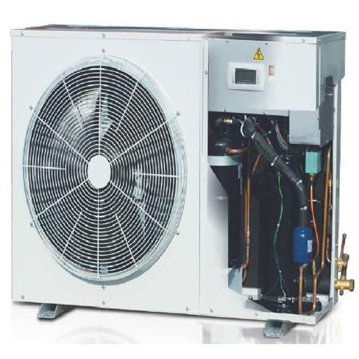 Fusion Scroll Commercial Condensing unit LRMSS0680AXV1 ZB48KQE-TFD