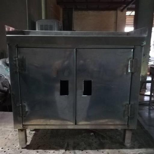 Cupboard Table With Door (AV CBTD600 - 1S )