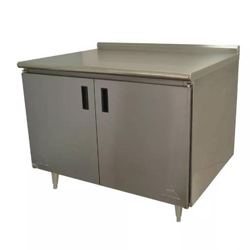Cupboard Table With Door (AV CBTD1200B - 2S )
