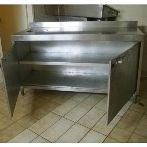 Cupboard Table With Door (AV CBTD1800B - 2S )